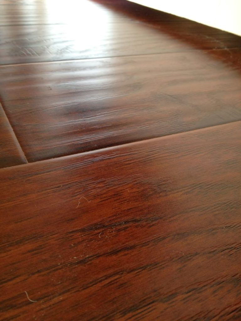 Floors close up