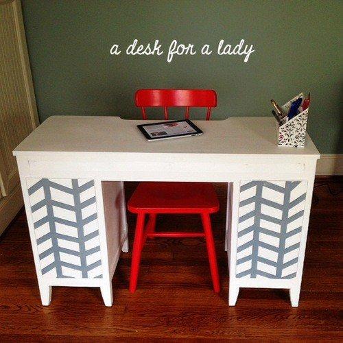 Easy Desk Redo