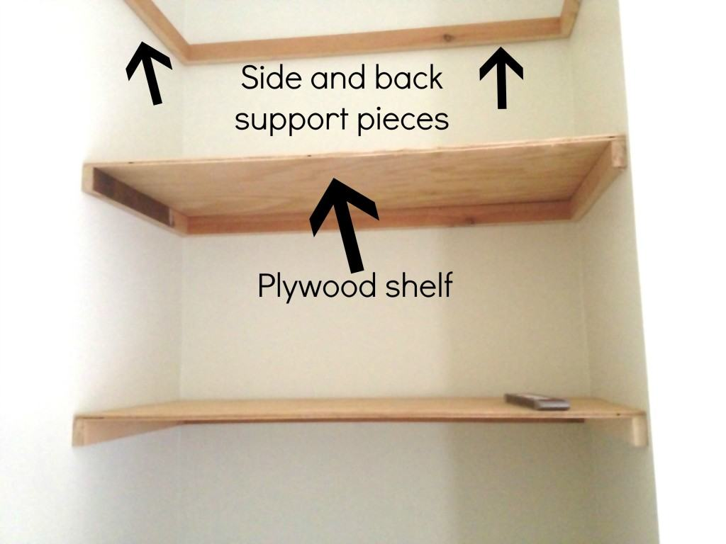 Diy Floating Shelves Designertrapped Com