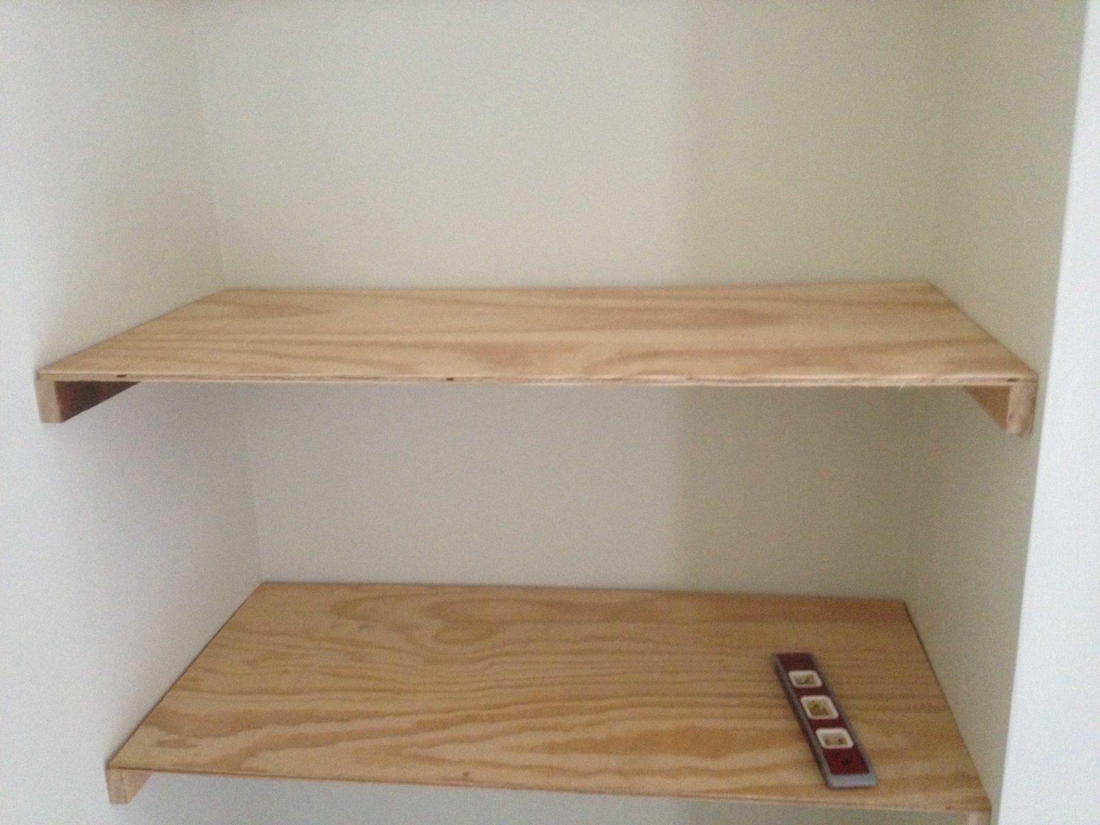 Diy Floating Shelves Joe S Corner Debut