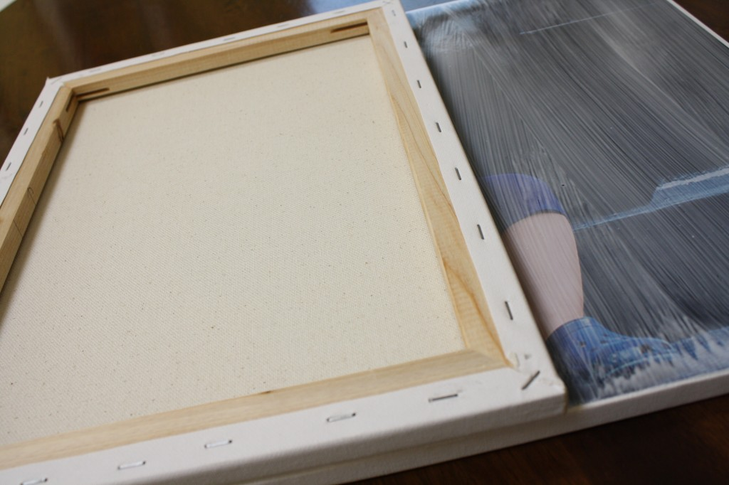 DIY Photo Canvases Tutorial by Designer Trapped in a Lawyer's Body {www.designertrapped.com}