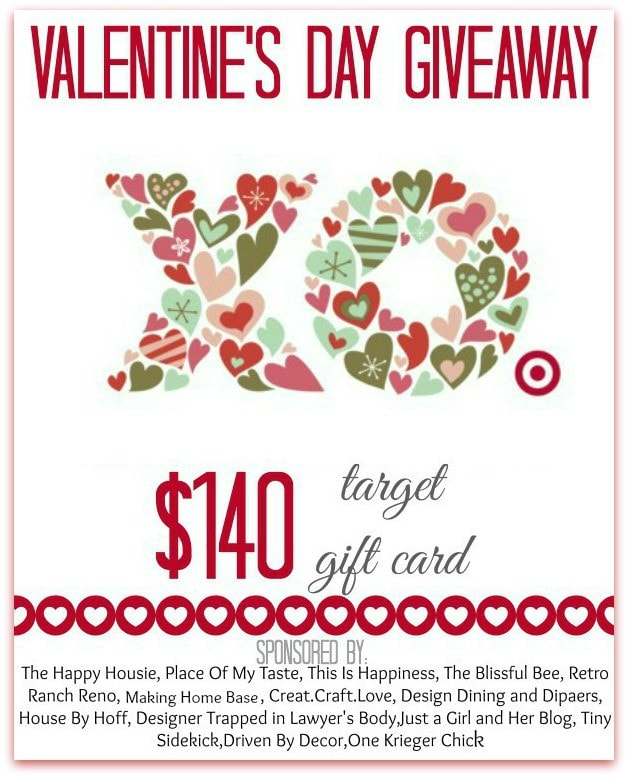 Target gift card giveaway