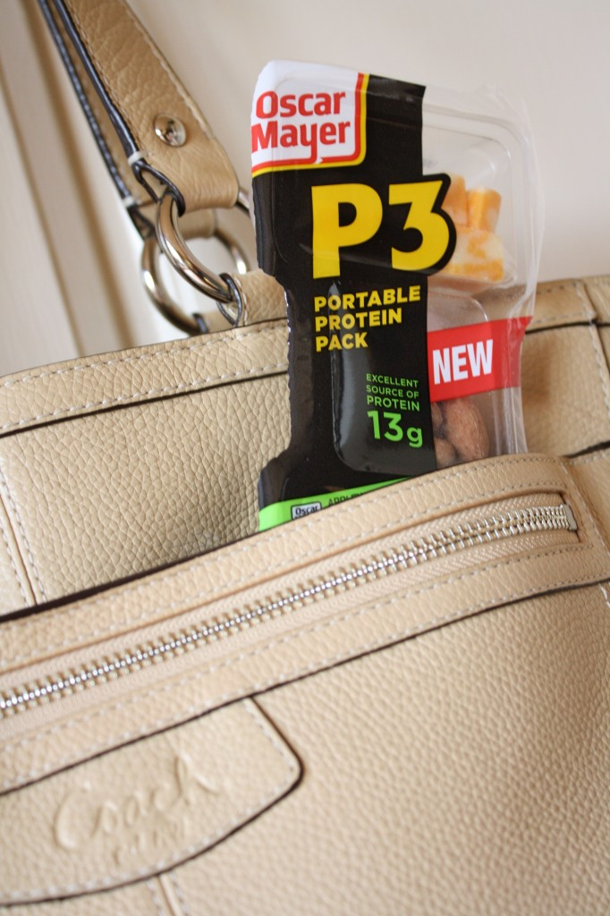P3 Portable Protein Packs--perfect to grab and go! #shop #cbias #PortableProtein