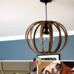 Amazing DIY light and detailed tutorial. #diy #diylight