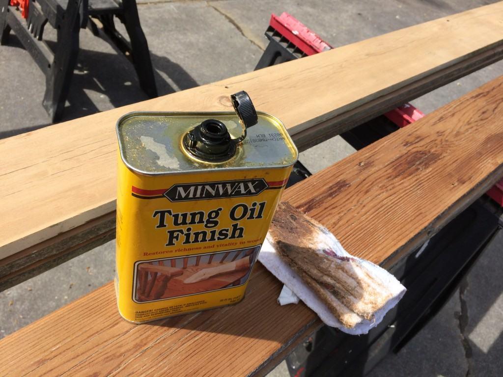 minwax oil finish