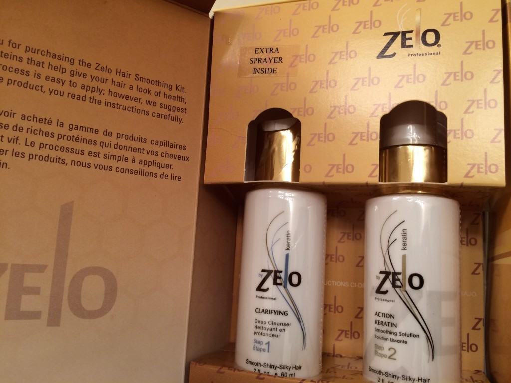 Zelo Brazilian Keratin Smoothing System. #ad #ZeloKeratin