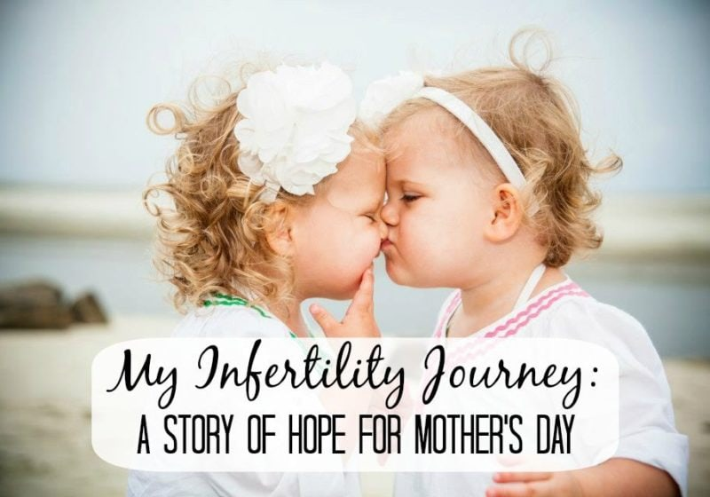 My Infertility Journey ~ A Story of Hope by Designer Trapped in a Lawyer's Body.