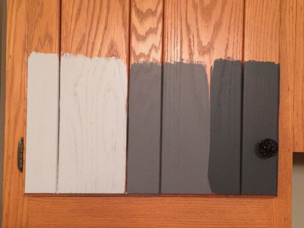 learn how to paint kitchen cabinets without sanding or priming full