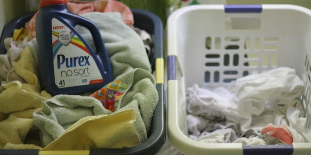 Laundry rules have changed! Save LOADS of time and stop sorting now! #LaundrySimplified #shop