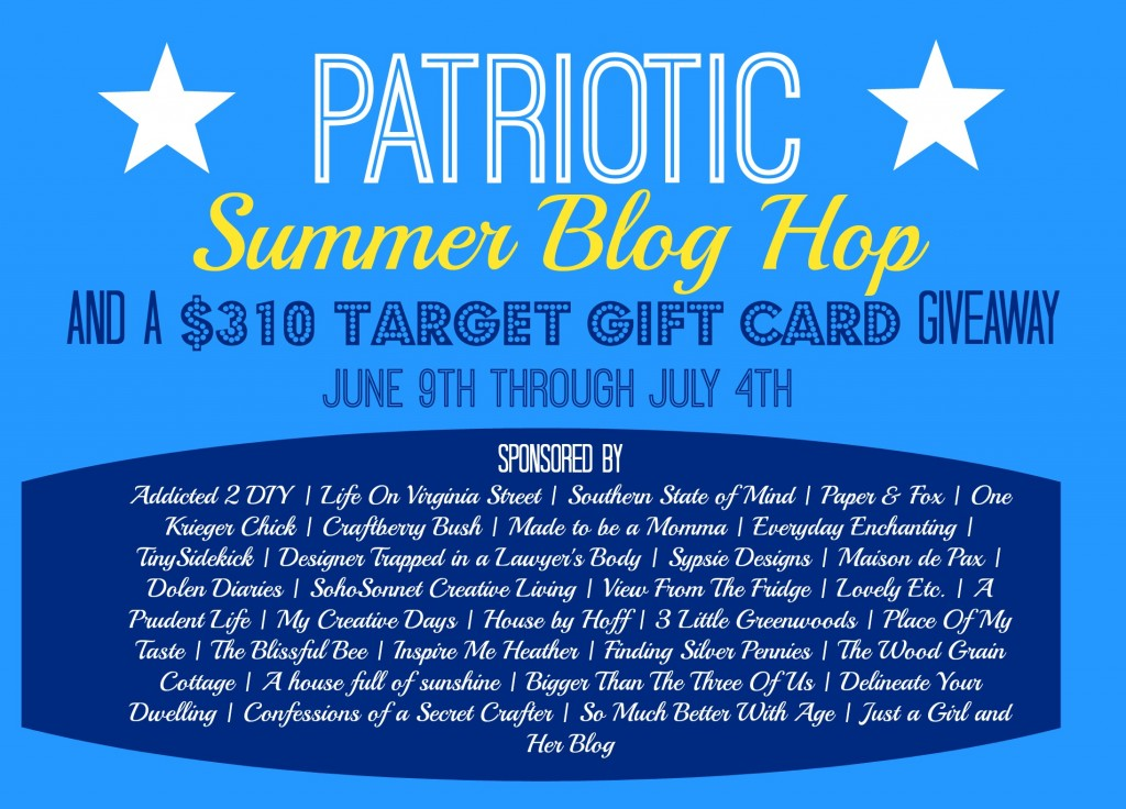 Patriotic Summer Blog Hop