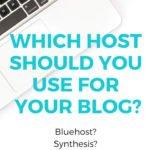 best hosting for blogs