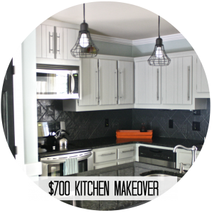 kitchen makeover button