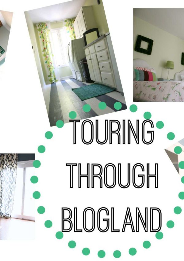 Touring Through Blogland!