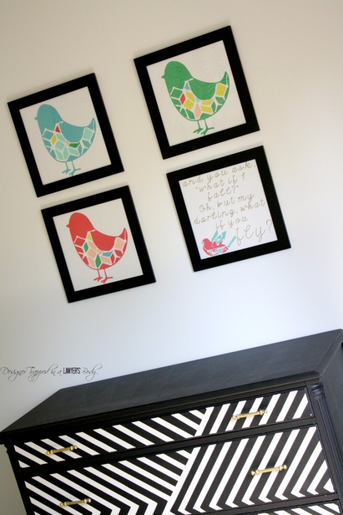 MUST PIN! Craft room reveal full of awesome craft room ideas! #craftroom