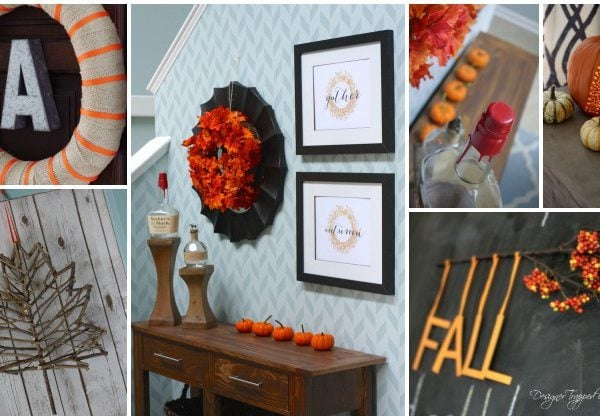 An Autumn Welcome: My Fall Home Tour