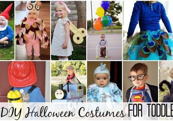 10 adorable DIY Halloween costumes for toddlers!