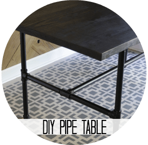 Pipe table clickable