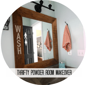 Powder room  clickable