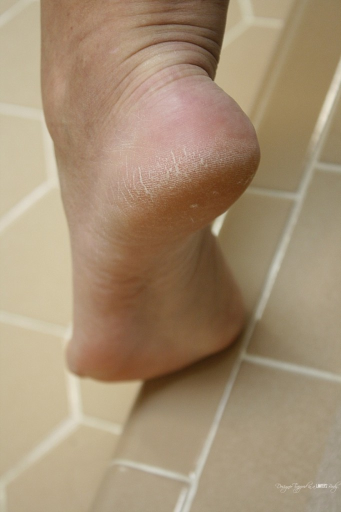 AWESOME! A DIY at-home pedicure that works! #RespectUrFeet #shop #cb