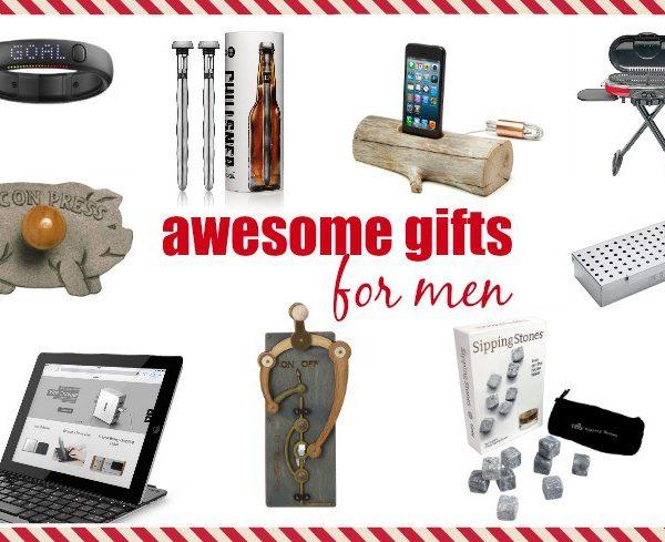 10 Great Gift Ideas for Men