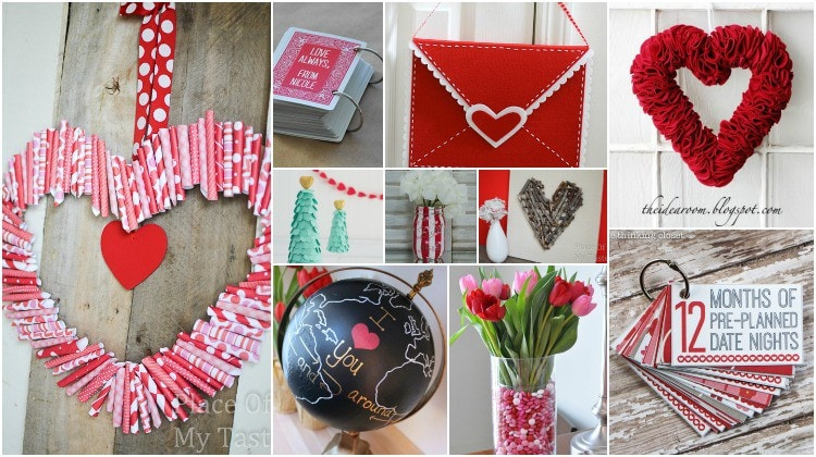 10 Fabulous Valentine S Day Crafts Kaleidoscope Living