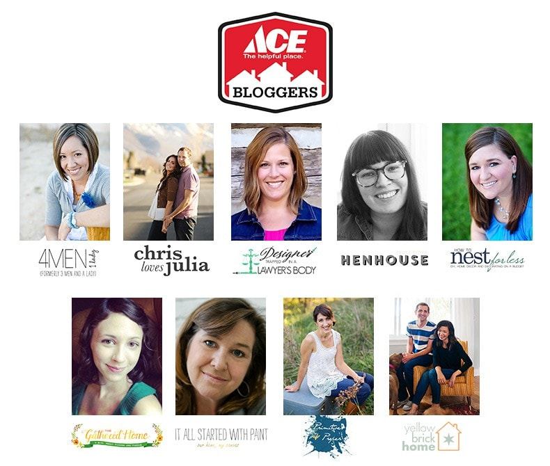 The Ace Blogger Panel 2015.