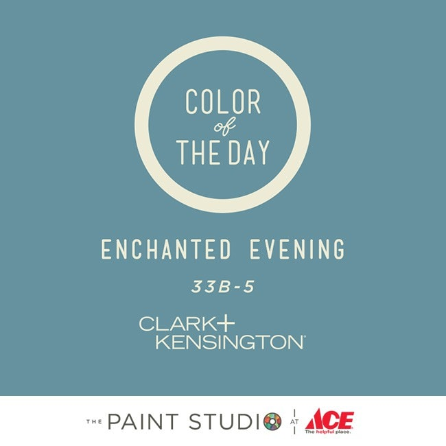 Join the 31 Days of Color Initiative with Ace Hardware! #sponsored