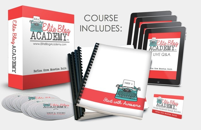 Come learn how I more than doubled my page views in less than 6 months with the help of Elite Blog Academy!