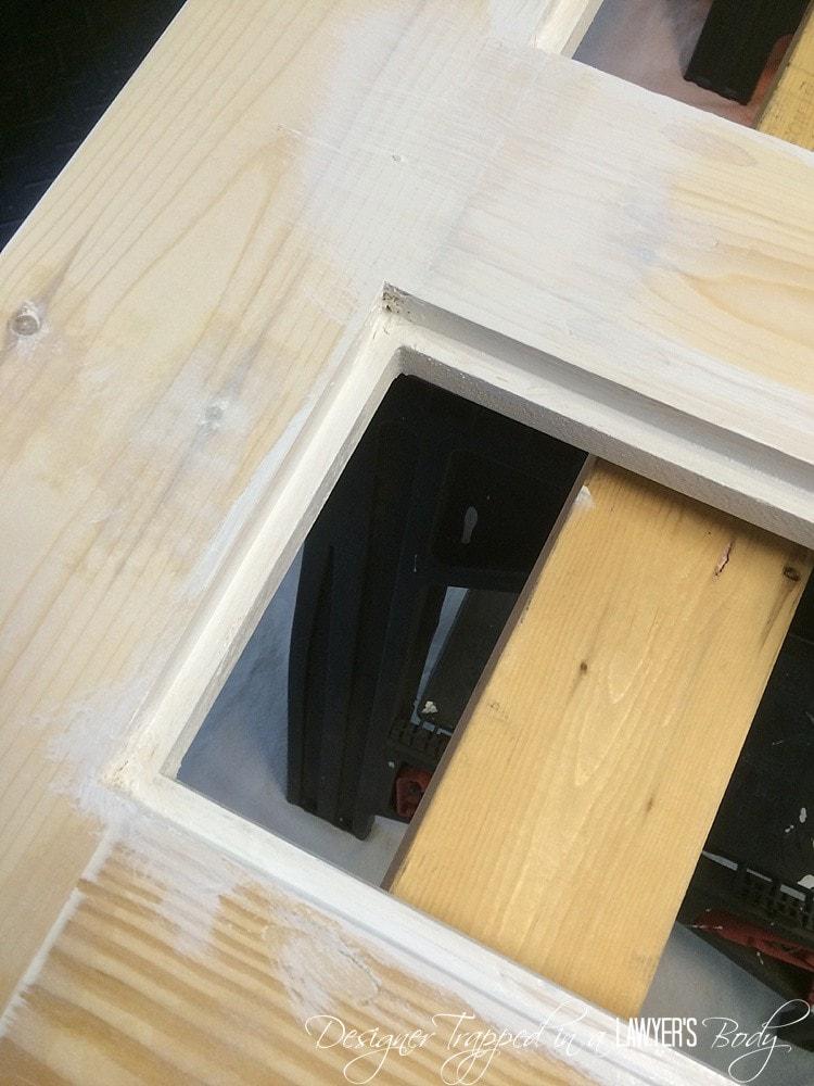 screen door construction