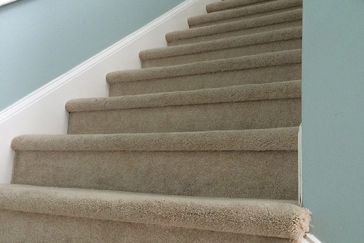 Plans for a DIY staircase renovation with NuStair!