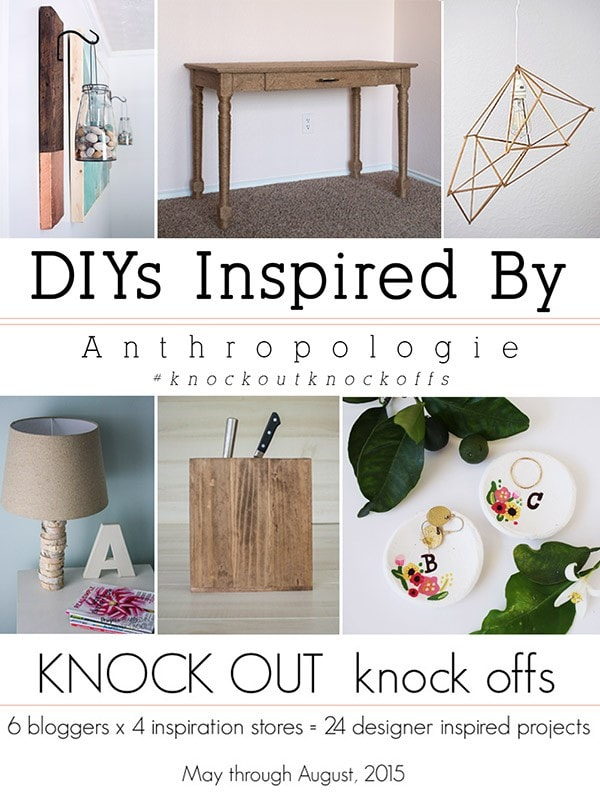 Inspired DIYs By Anthro