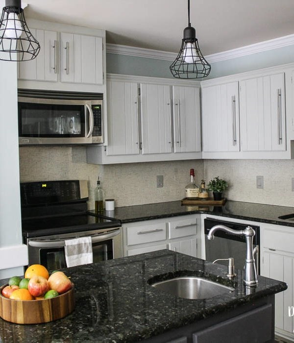 Formica® Laminate + Jonathan Adler = Backsplash PERFECTION
