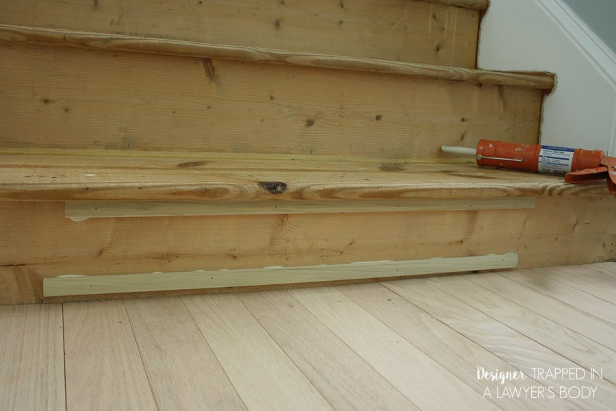 How To Install Wood Stairs In A Weekend