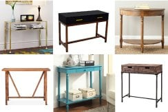 Affordable Console Tables You Will Love