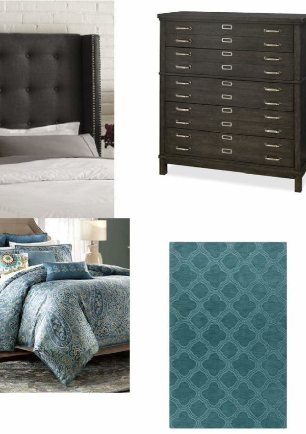 Serene Master Bedroom Wish List