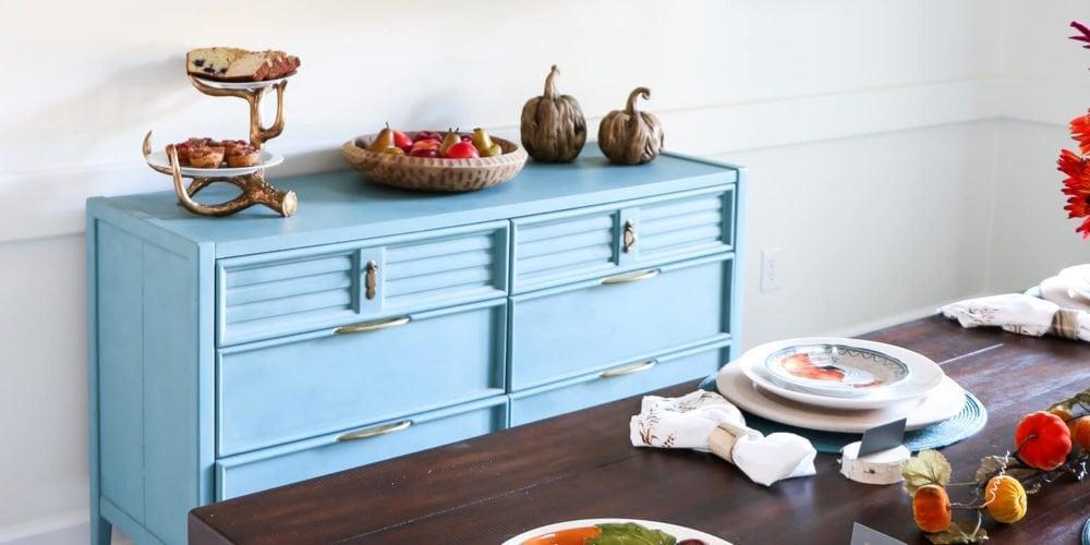 How To Paint A Dresser Designertrapped Com