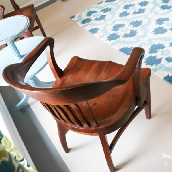 Learn How To Refinish Wood Chairs Without Sanding Or Stripping The Existing