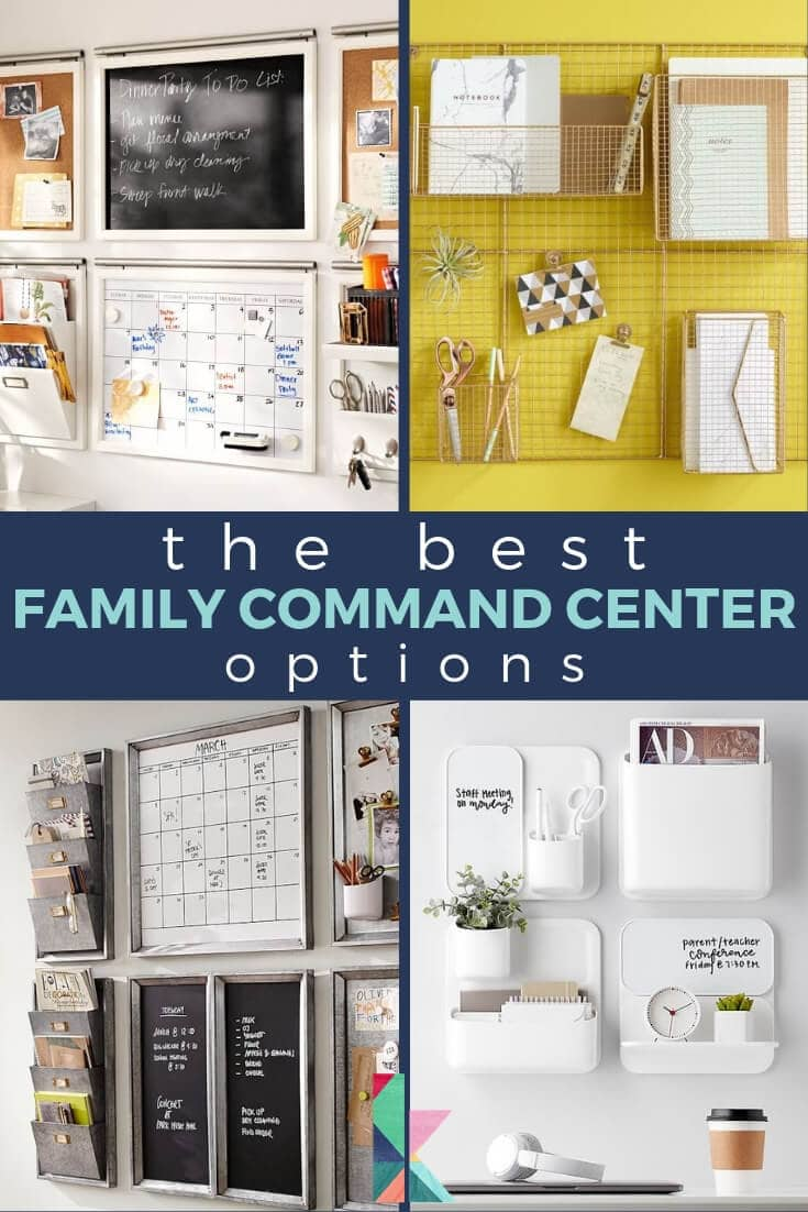 family command center options
