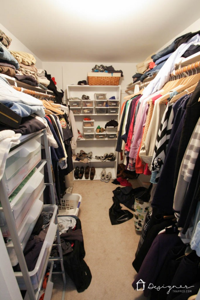 How To Organize Your Closet In 2 Hours Or Less