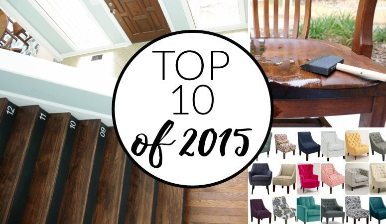 Come check out my top 10 blog posts from 2015!
