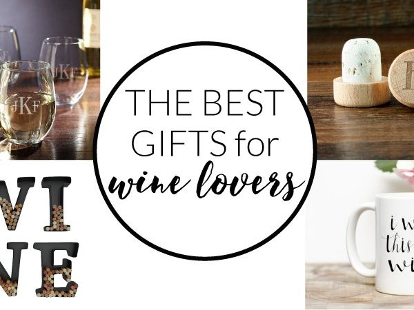 best gifts for wine lovers