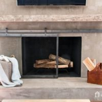 REVEAL DAY: Fireplace Makeover!