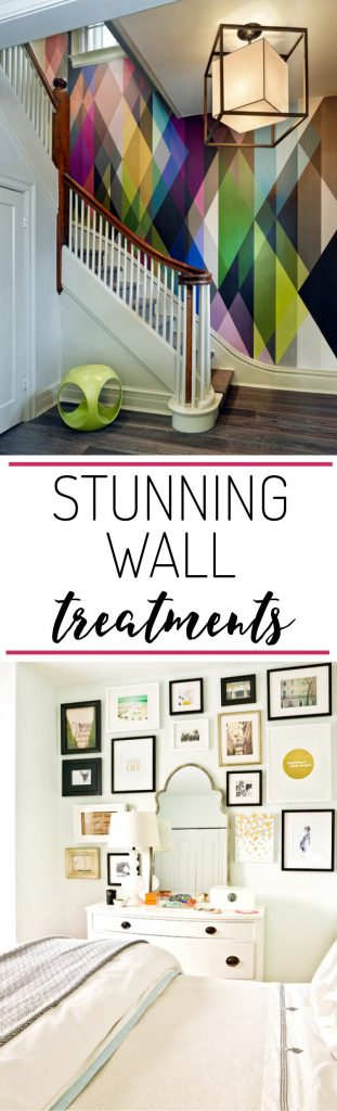 Don't forget about your walls when designing a room. These wall decoration ideas can help you take your walls from bland to brilliant!
