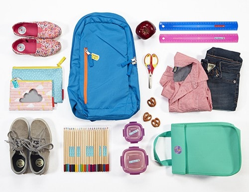 YES! This list of back to school essentials hits the nail on the head. I am ordering several of these for my kids ASAP!
