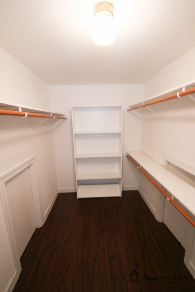 DIY Closet System Plans | Kaleidoscope Living