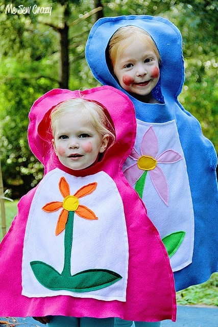 DIY nesting doll costumes