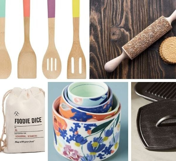 The BEST Gifts for Foodies and Cooks