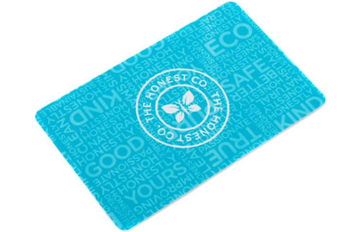honest company gift card