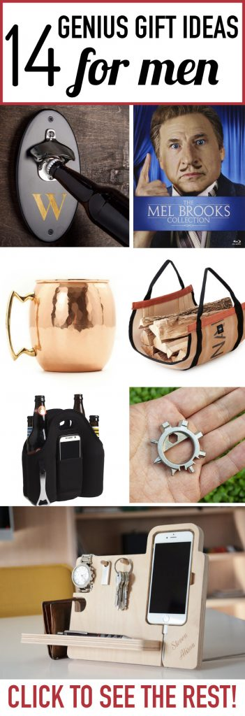 Coolest Gifts For Men Inc Difficult To Shop For Ones Designer