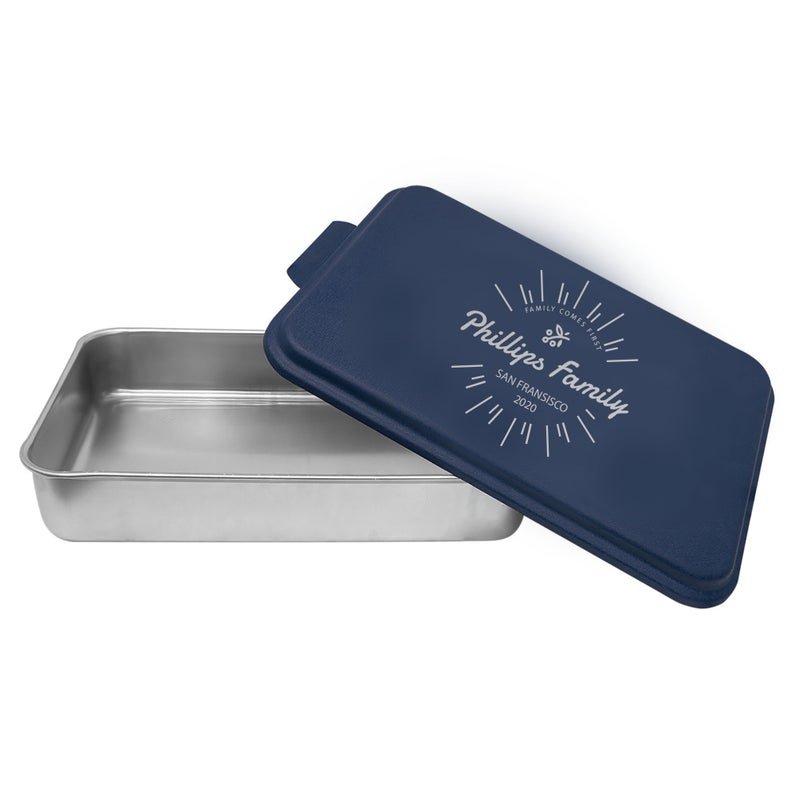 custom baking pan